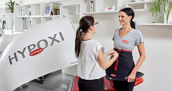 HYPOXI IS FOR YOU